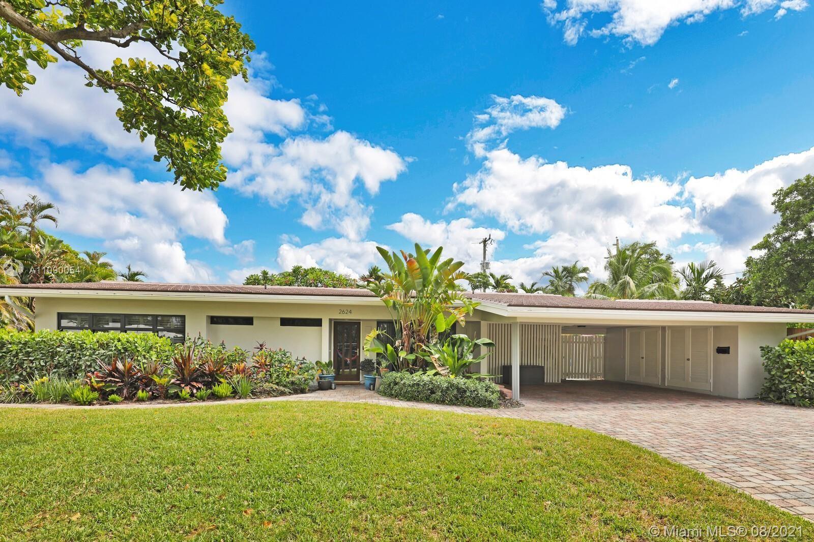 2624 NE 29th St, Fort Lauderdale, FL 33306 - #: A11090054