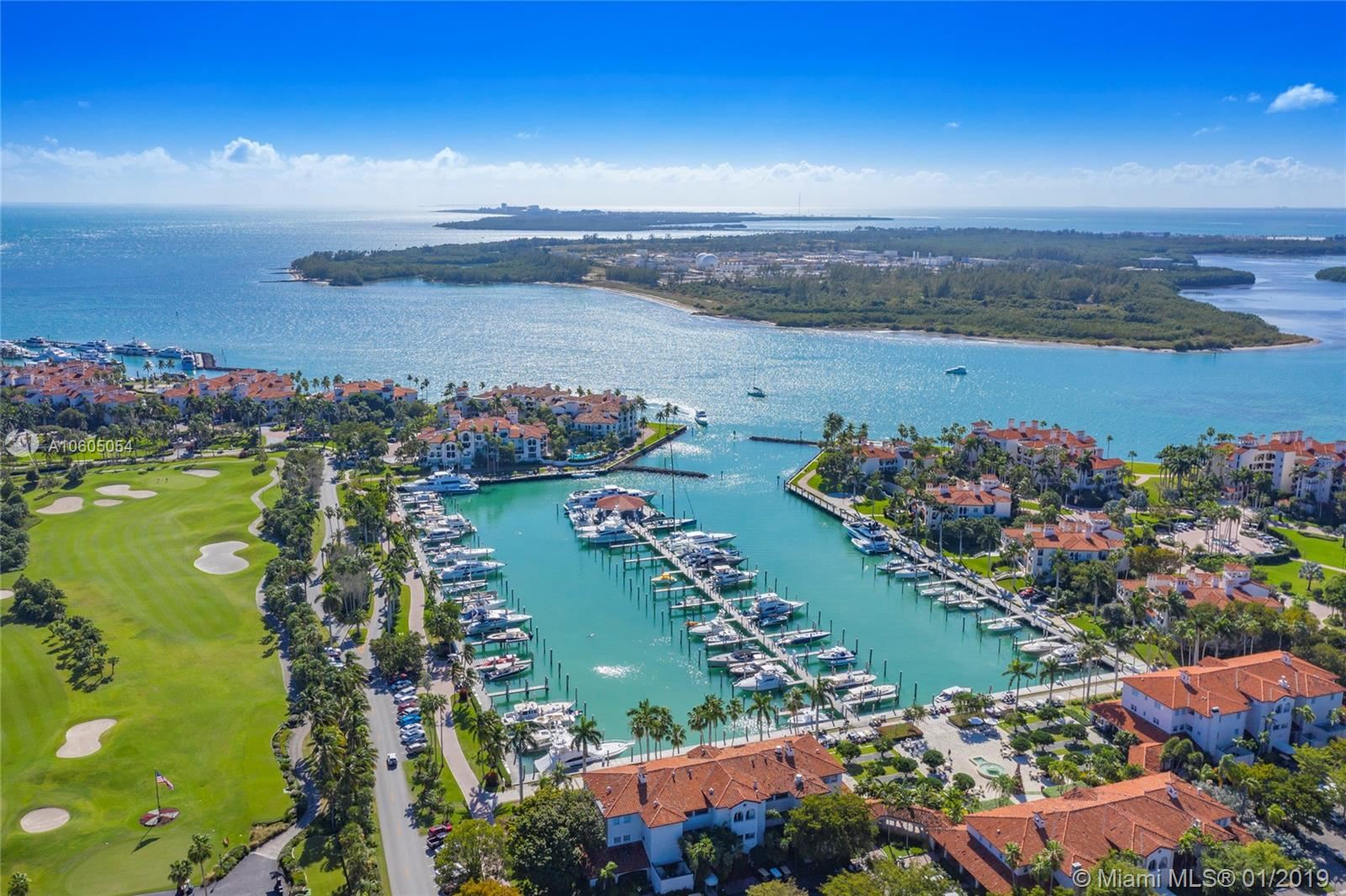 Photo 33 of Listing MLS a10605054 in 5203 Fisher Island Drive #5203 Miami FL 33109