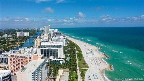 Photo of 2625 Collins Ave #704, Miami Beach, FL 33140 (MLS # A10949055)