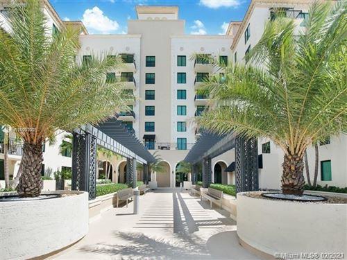 Photo of 1300 Ponce De Leon Blvd #707, Coral Gables, FL 33134 (MLS # A11001055)
