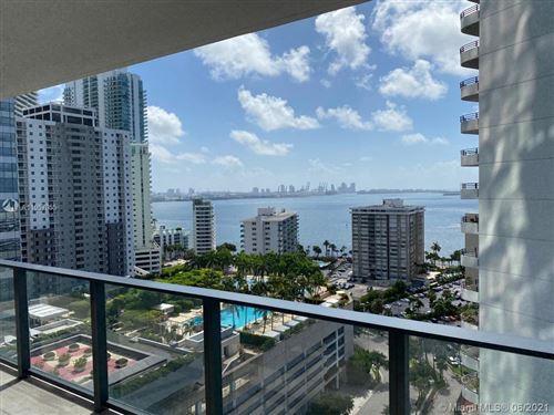 Photo of 1451 Brickell Ave #1802, Miami, FL 33131 (MLS # A11057055)