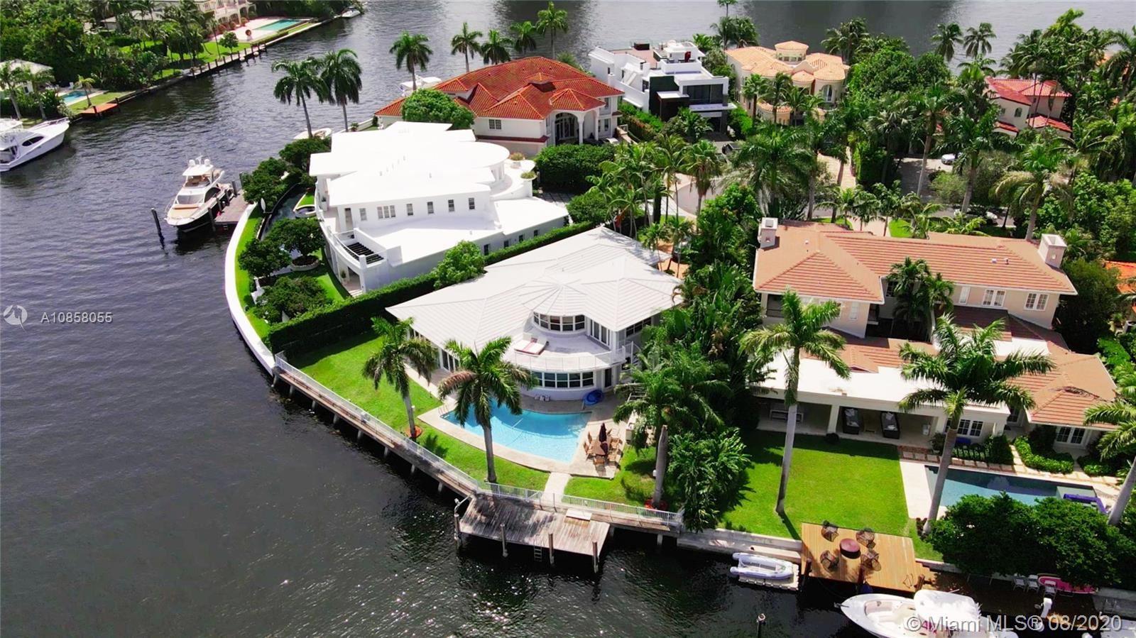 Photo of 138 S Island Is, Golden Beach, FL 33160 (MLS # A10858055)