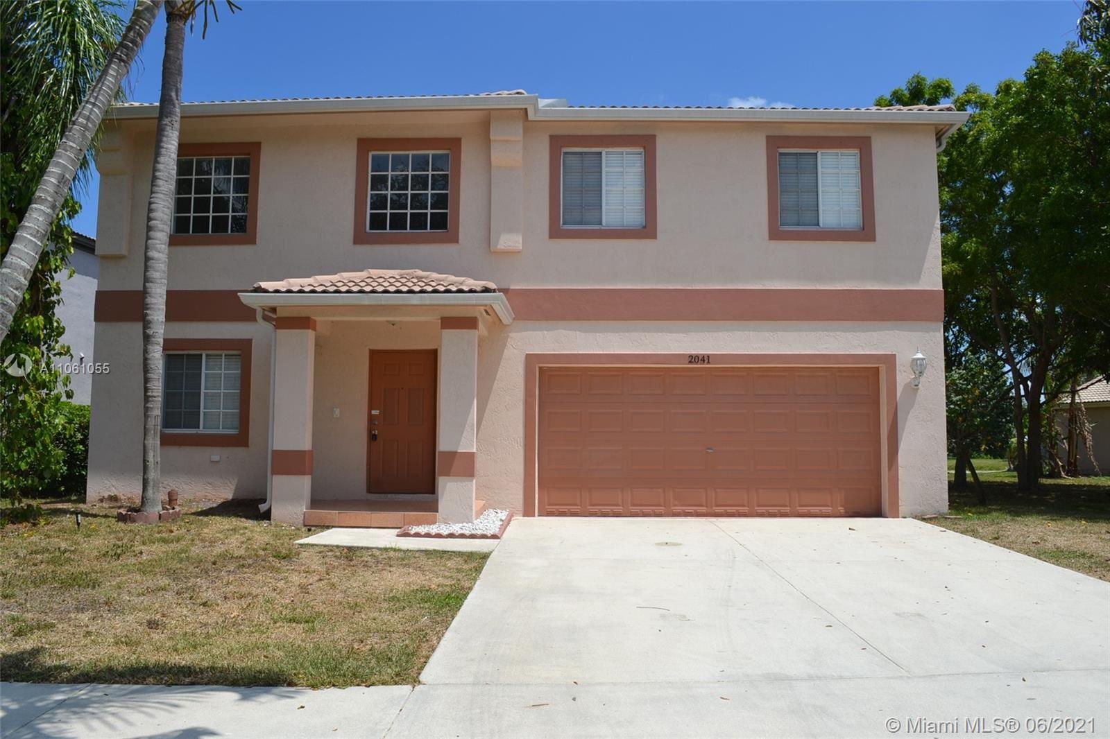 2041 SW 104th Ave, Miramar, FL 33025 - #: A11061055