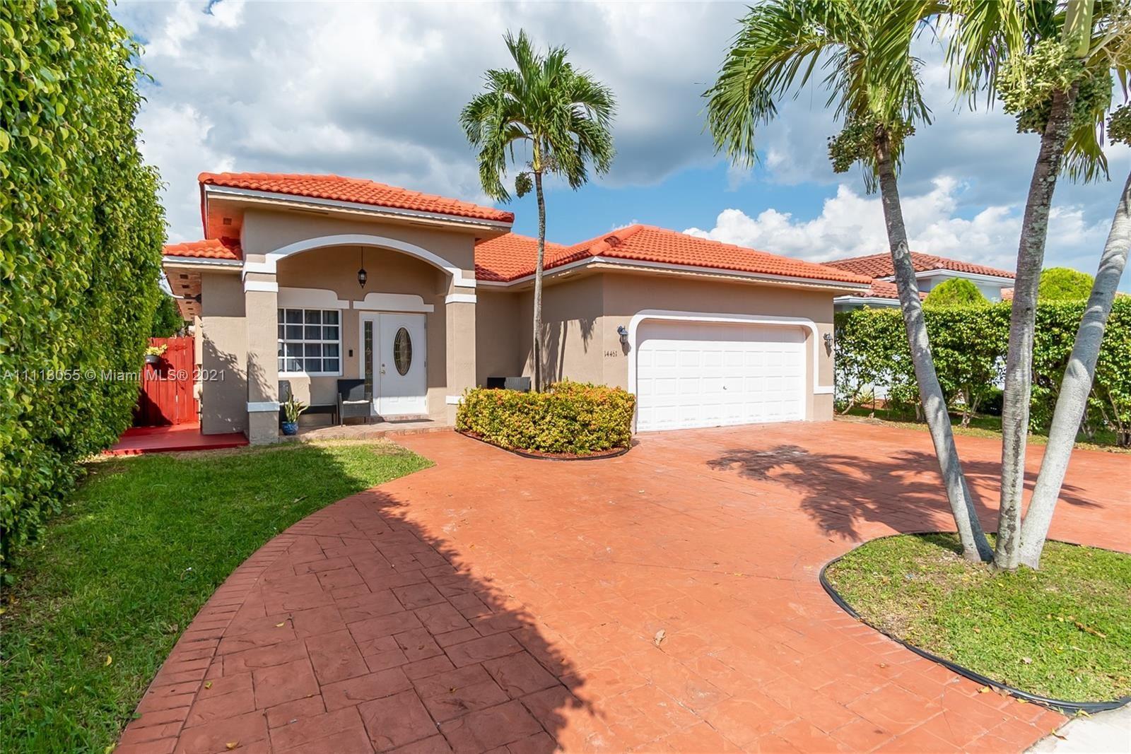 14461 SW 180th Ter, Miami, FL 33177 - #: A11113055