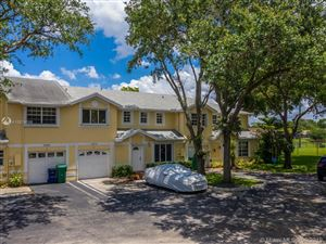 Photo of Listing MLS a10674056 in 5270 SW 121st Ave #5270 Cooper City FL 33330