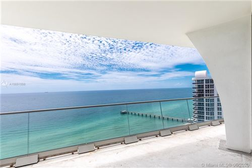 Photo of 16901 Collins Ave #2301, Sunny Isles Beach, FL 33160 (MLS # A10691056)