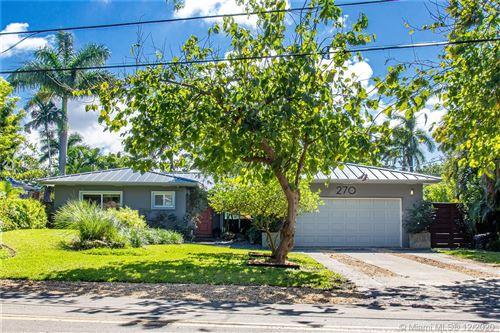 Photo of 270 NW 86th St, El Portal, FL 33150 (MLS # A10964057)