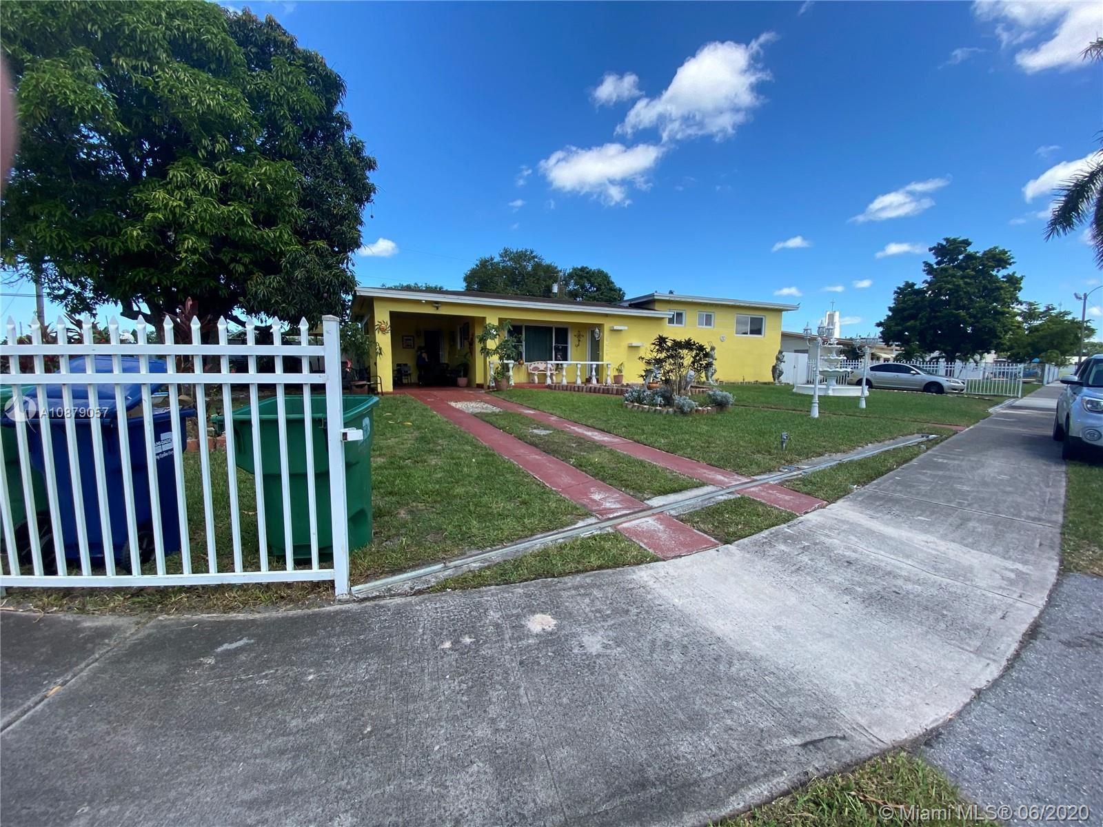 19625 NW 9th Ave, Miami Gardens, FL 33169 - #: A10879057