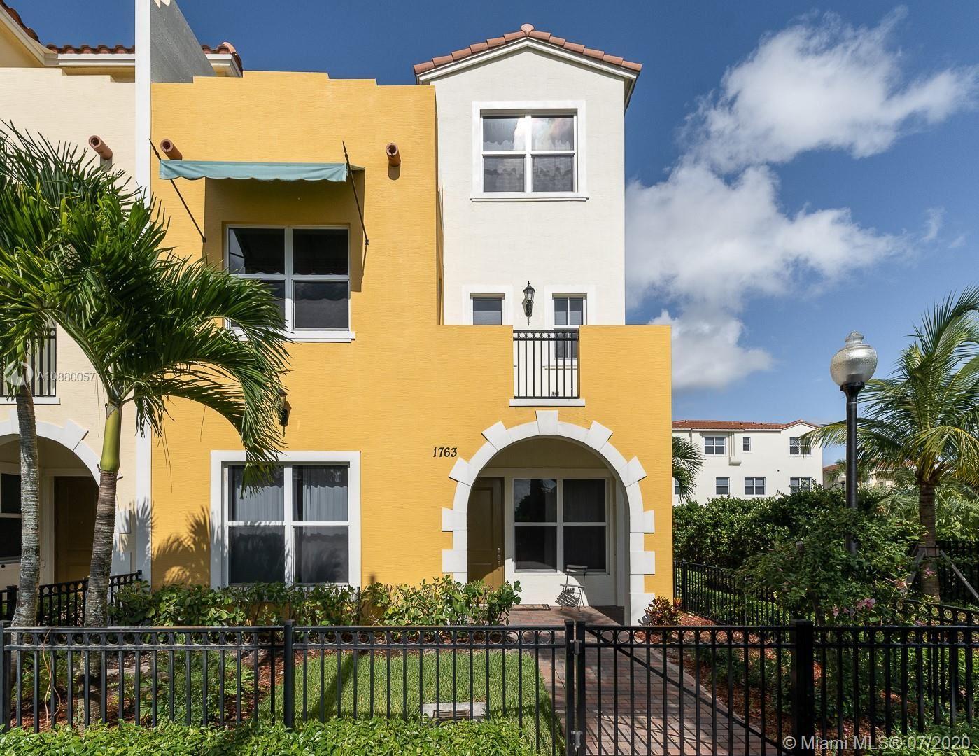 1763 NW 124th Way, Pembroke Pines, FL 33028 - #: A10880057