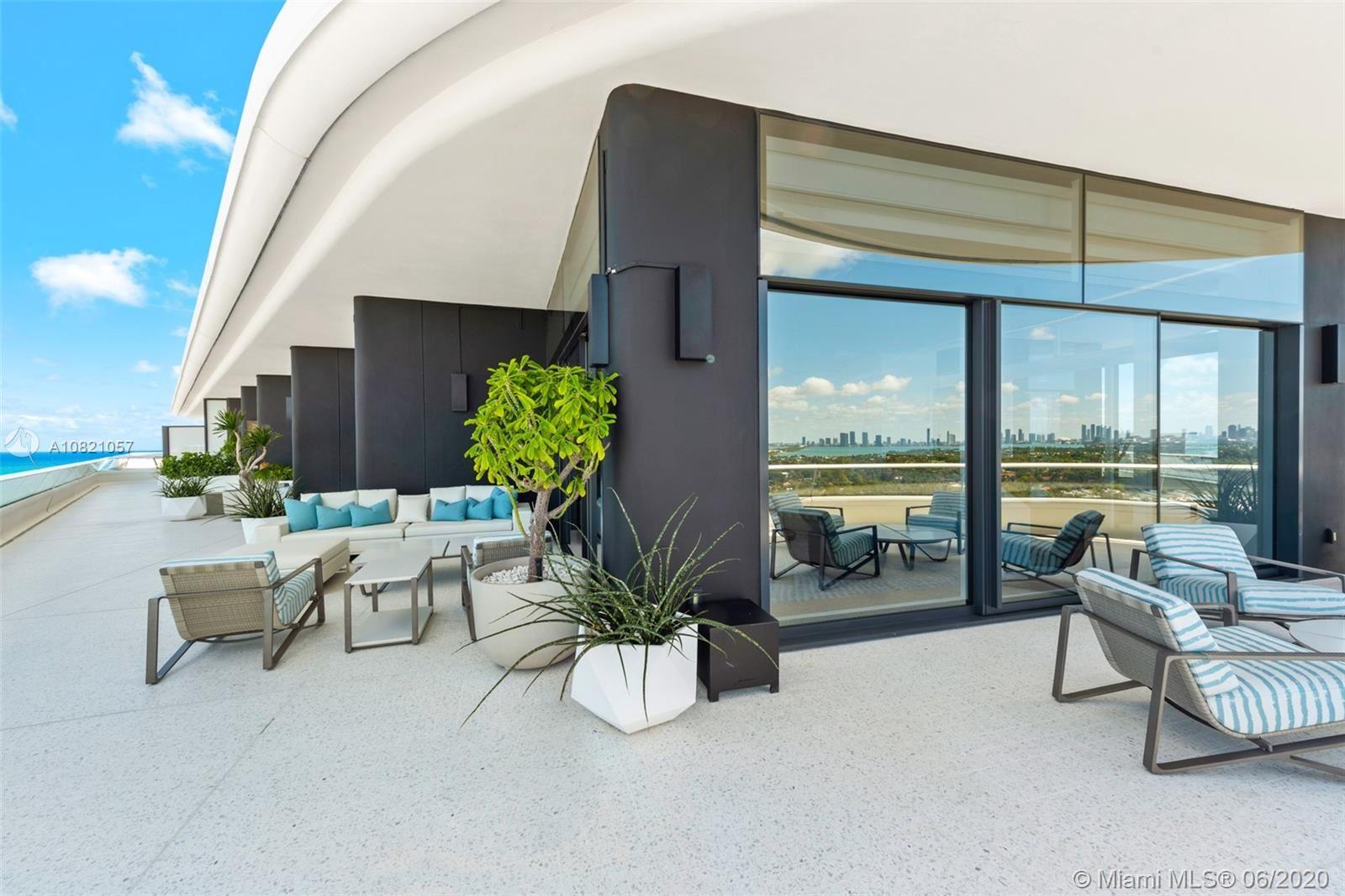 Photo 8 of Listing MLS a10821057 in 3315 Collins Ave #PH-B Miami Beach FL 33140
