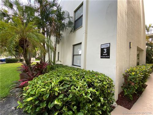Photo of 20300 W Country Club Dr #106-3, Aventura, FL 33180 (MLS # A10927058)