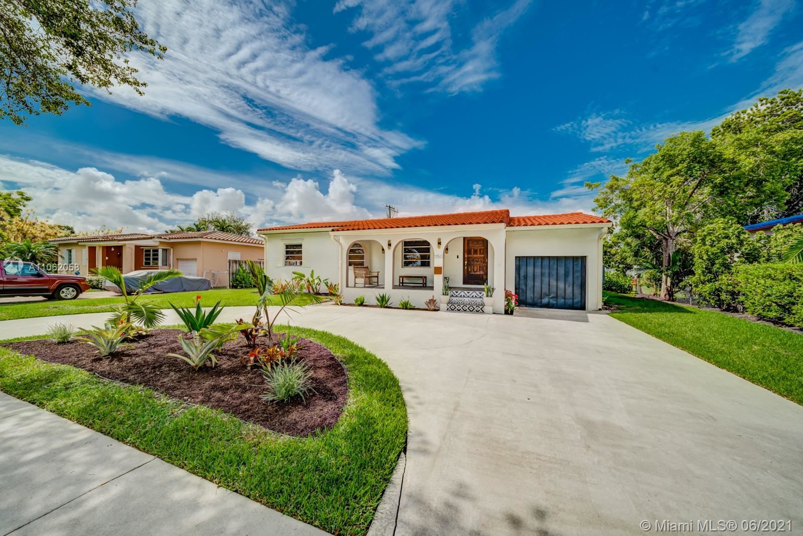 1150 Falcon Ave, Miami Springs, FL 33166 - #: A11062058