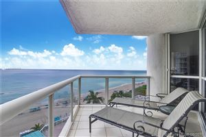 Photo of 16425 Collins Ave #816, Sunny Isles Beach, FL 33160 (MLS # A10656059)
