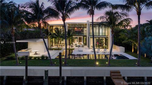 Photo of 6585 Allison Rd, Miami Beach, FL 33141 (MLS # A10780059)