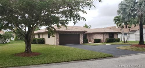 Photo of Listing MLS a10803059 in 674 NW 111th Way Coral Springs FL 33071