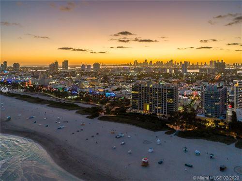 Photo of 1455 Ocean Dr #907, Miami Beach, FL 33139 (MLS # A10815059)
