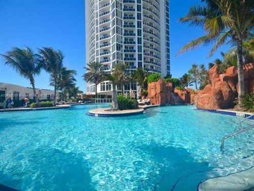 Photo of 18001 Collins Ave #1216, Sunny Isles Beach, FL 33160 (MLS # A10888059)