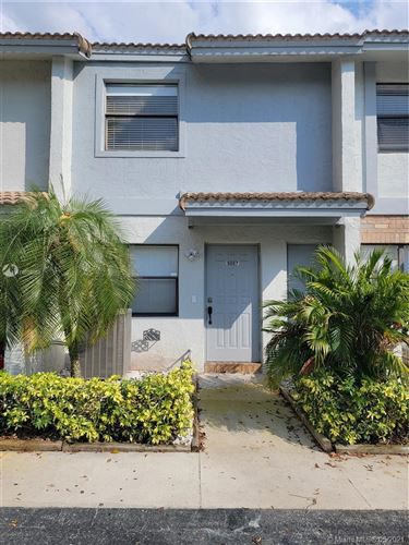 Photo of 9887 Riverside Dr #11-21, Coral Springs, FL 33071 (MLS # A11038059)