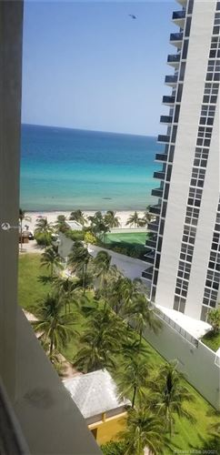 Photo of 19201 Collins Ave #102, Sunny Isles Beach, FL 33160 (MLS # A11041059)