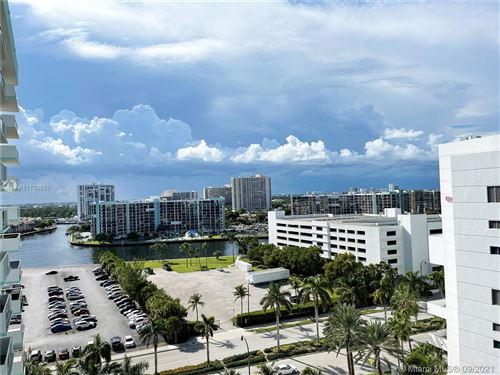 Photo of 3725 S Ocean Dr #1219, Hollywood, FL 33019 (MLS # A11103059)