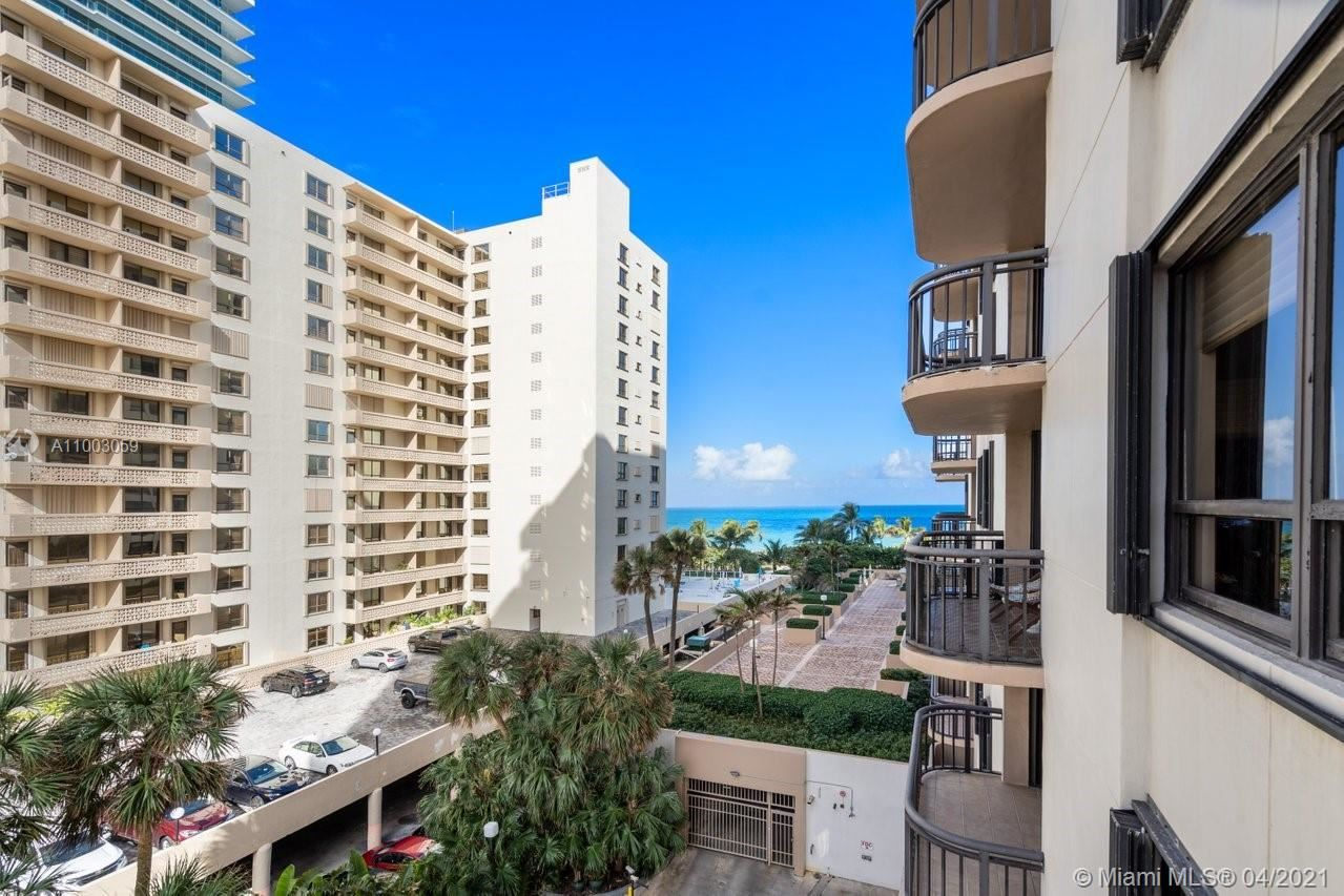 Photo of 10175 Collins Ave #405, Bal Harbour, FL 33154 (MLS # A11003059)