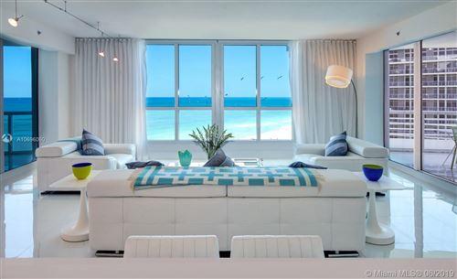 Photo of 3801 Collins Ave #1603, Miami Beach, FL 33140 (MLS # A10696060)