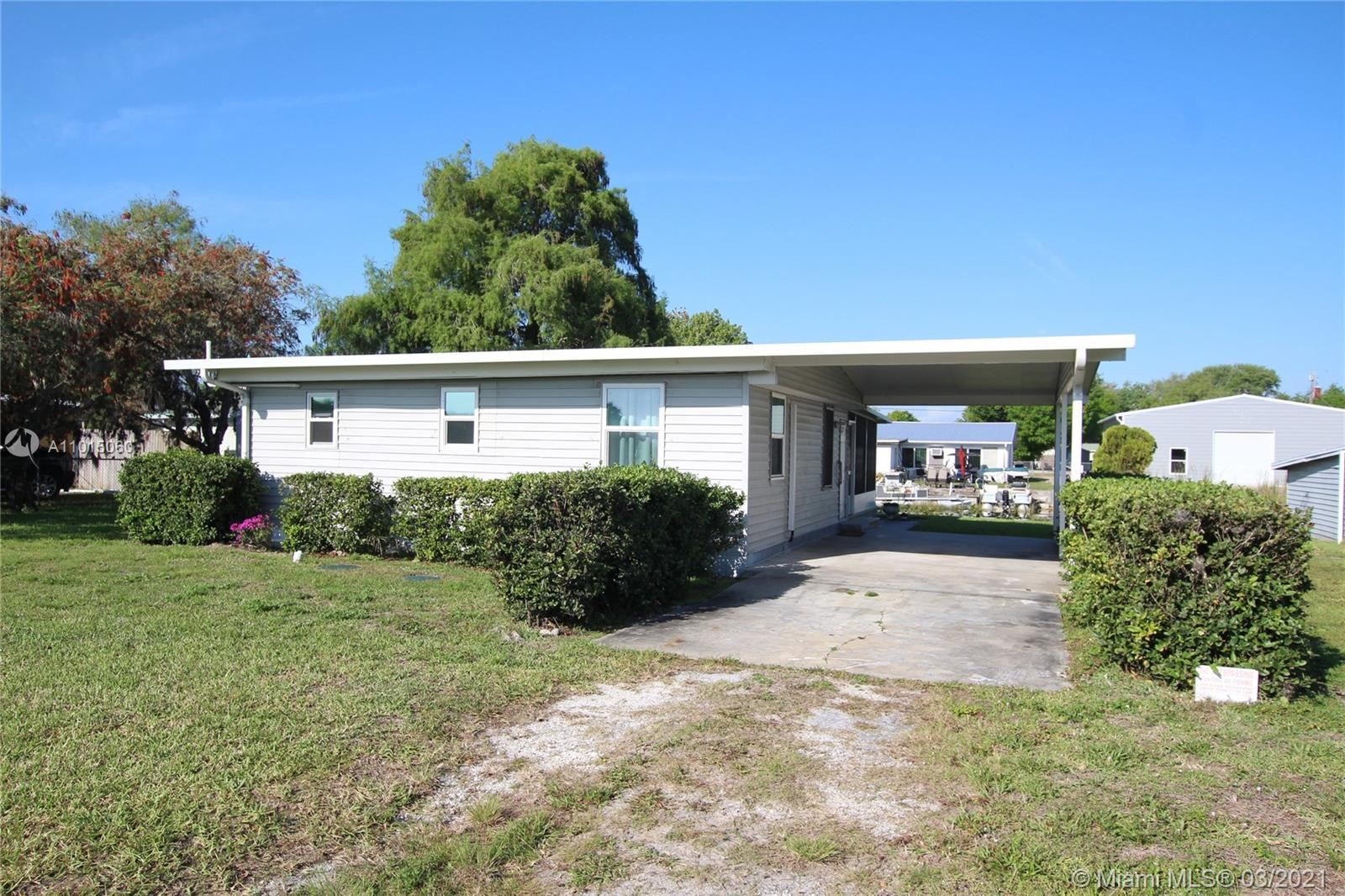 1480 Hunter Road, Okeechobee, FL 34974 - #: A11015060