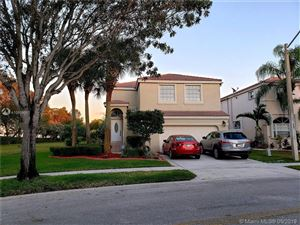 Photo of Listing MLS a10609061 in 2397 NW 158th Ln Pembroke Pines FL 33028