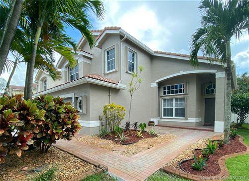 Photo of 2534 SW 157th Ave, Miramar, FL 33027 (MLS # A11079061)