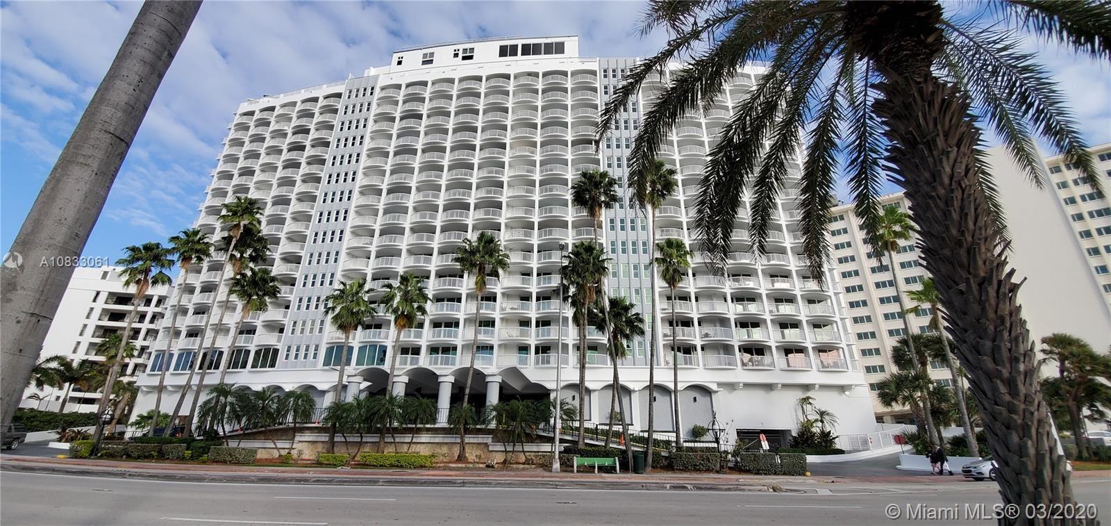 5401 Collins Ave #929, Miami Beach, FL 33140 - #: A10833061
