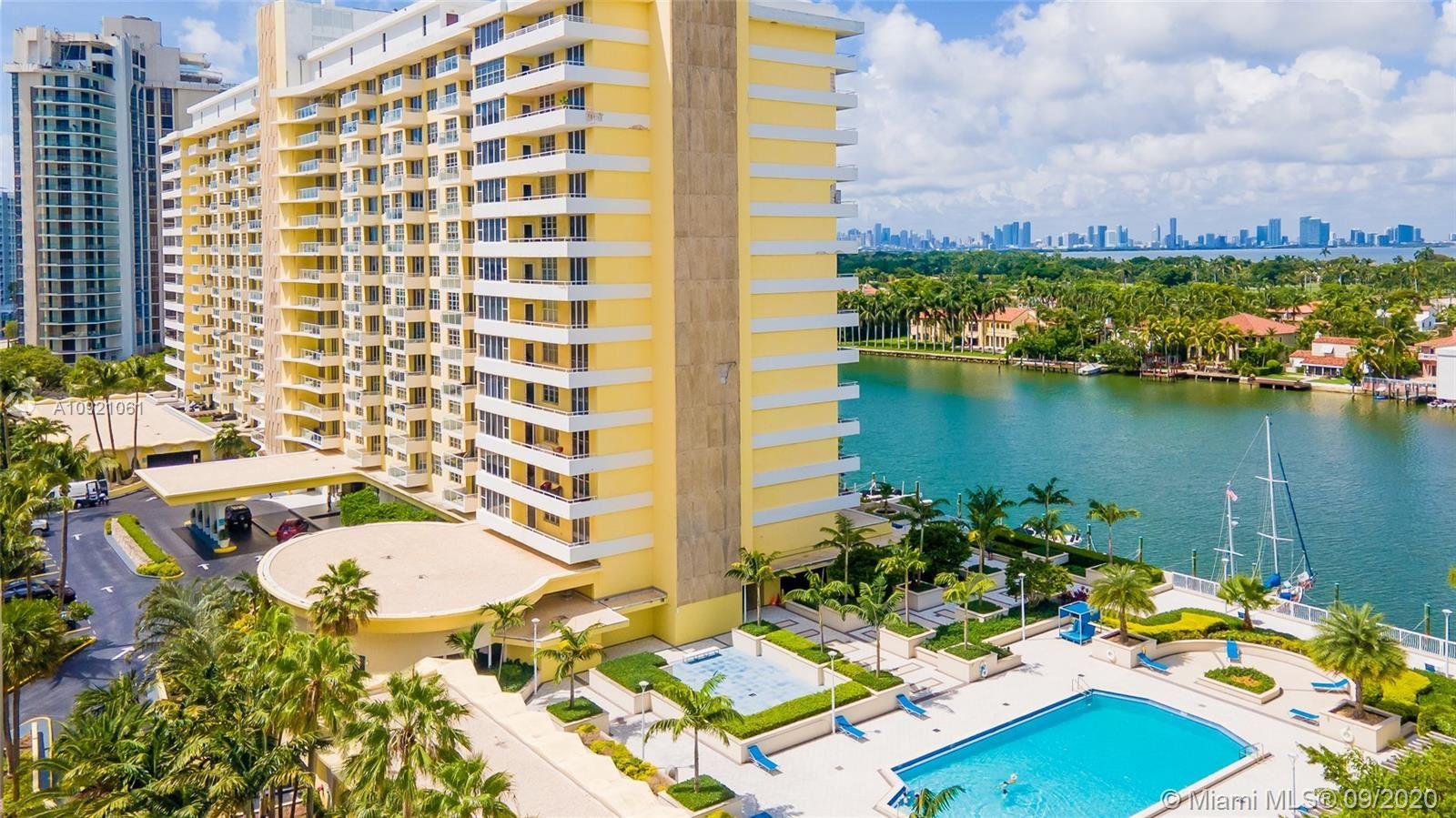 5600 Collins Ave #7W, Miami Beach, FL 33140 - #: A10921061