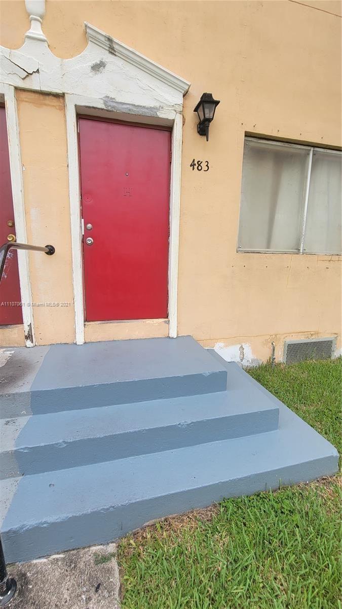 483 NW 84th Ln #483, Miami, FL 33150 - #: A11107061