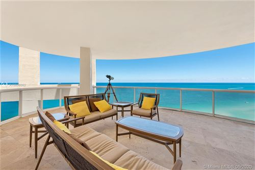 Photo of 17555 Collins Ave #PH-4, Sunny Isles Beach, FL 33160 (MLS # A10856062)