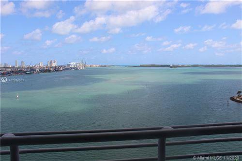 Photo of 335 S Biscayne Blvd #1712, Miami, FL 33131 (MLS # A10876062)