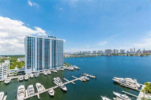 Photo of 17111 Biscayne Blvd #1401, North Miami Beach, FL 33160 (MLS # A10920062)