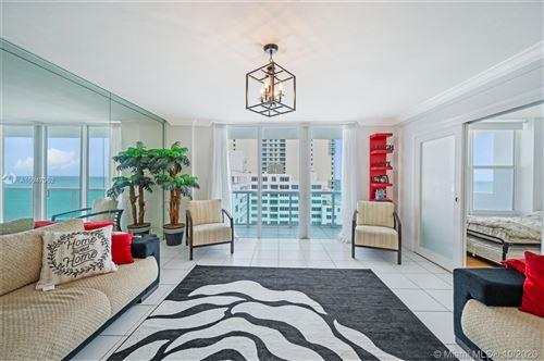 Photo of 5001 Collins Ave #16F, Miami Beach, FL 33140 (MLS # A10947062)
