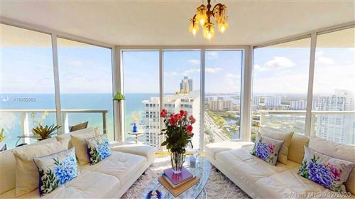 Photo of 16699 Collins Ave #3308, Sunny Isles Beach, FL 33160 (MLS # A10962062)