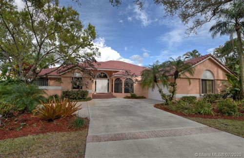 Photo of Listing MLS a10807063 in 1251 S Manor Dr S Weston FL 33326