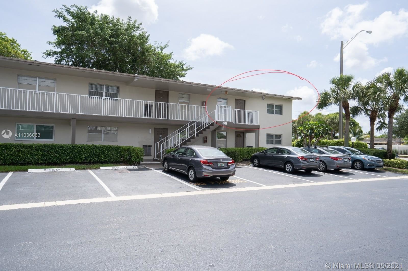 550 NW 80th Ave #208, Margate, FL 33063 - #: A11036063