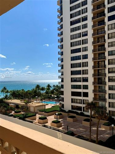 Photo of 10185 Collins Ave #712, Bal Harbour, FL 33154 (MLS # A10892064)