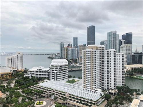 Photo of 888 Brickell Key Dr #2601, Miami, FL 33131 (MLS # A10930064)