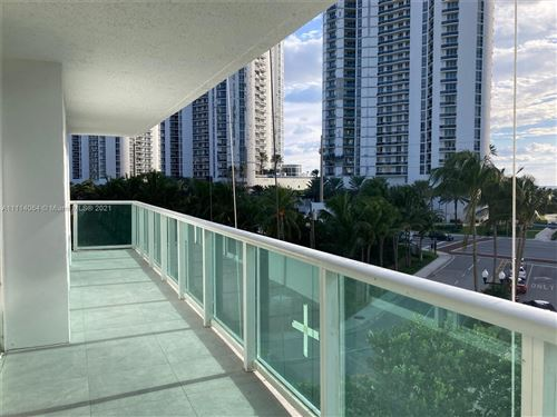 Photo of 100 Bayview Dr #406, Sunny Isles Beach, FL 33160 (MLS # A11114064)