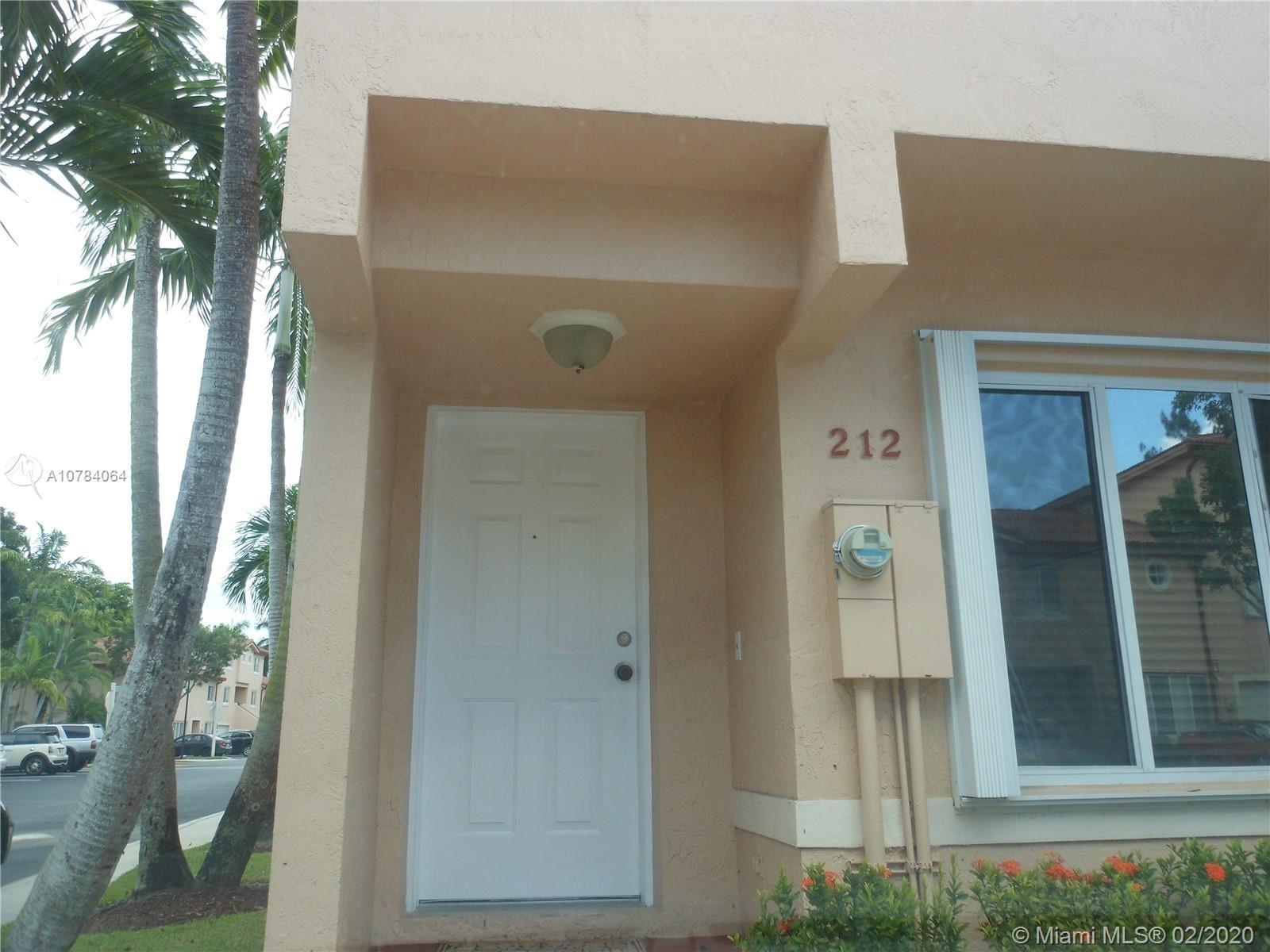 212 Riviera Cir, Weston, FL 33326 - #: A10784064