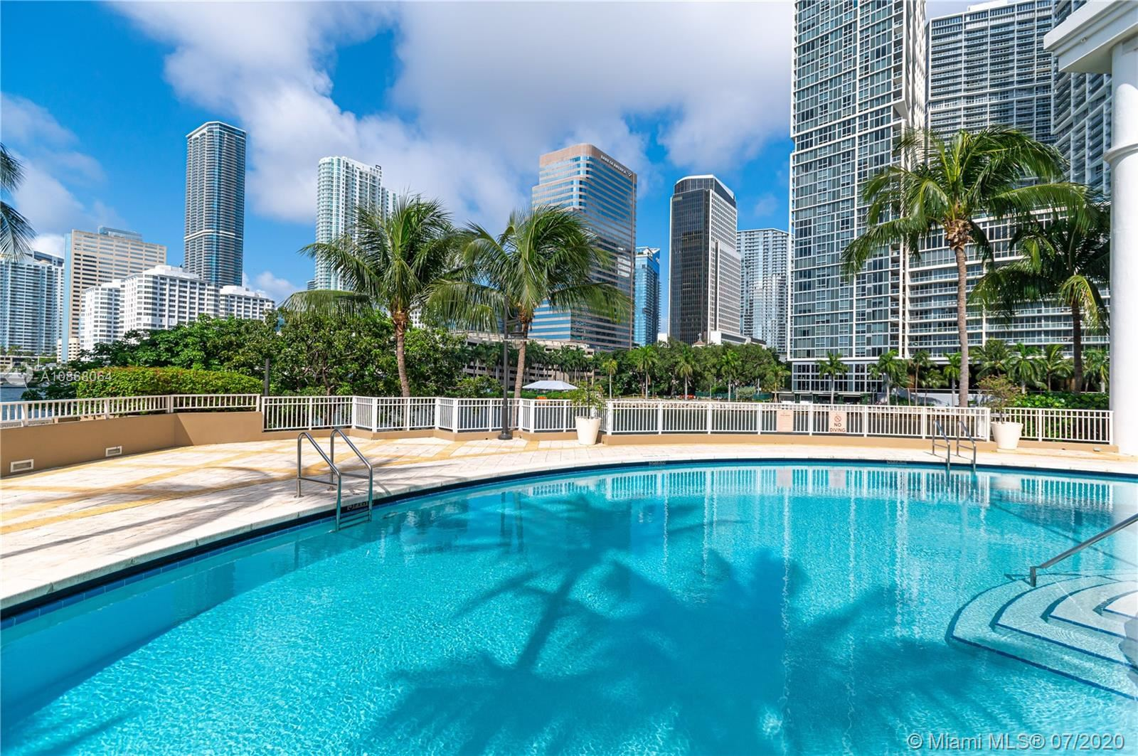 801 Brickell Key Blvd #1905, Miami, FL 33131 - #: A10868064