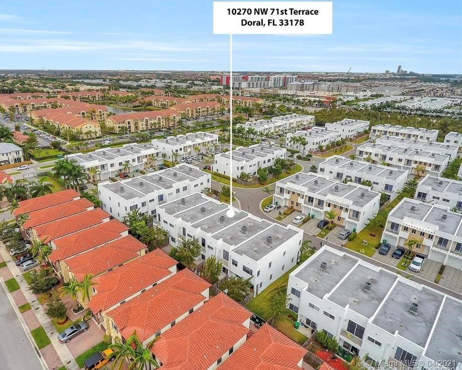 10270 NW 71st Ter, Doral, FL 33178 - #: A11034064