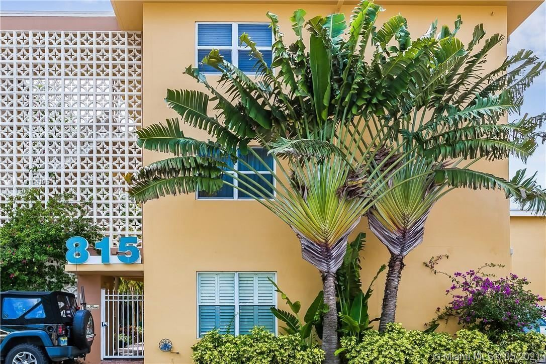 Photo of 815 Middle River Dr #317, Fort Lauderdale, FL 33304 (MLS # A11041064)