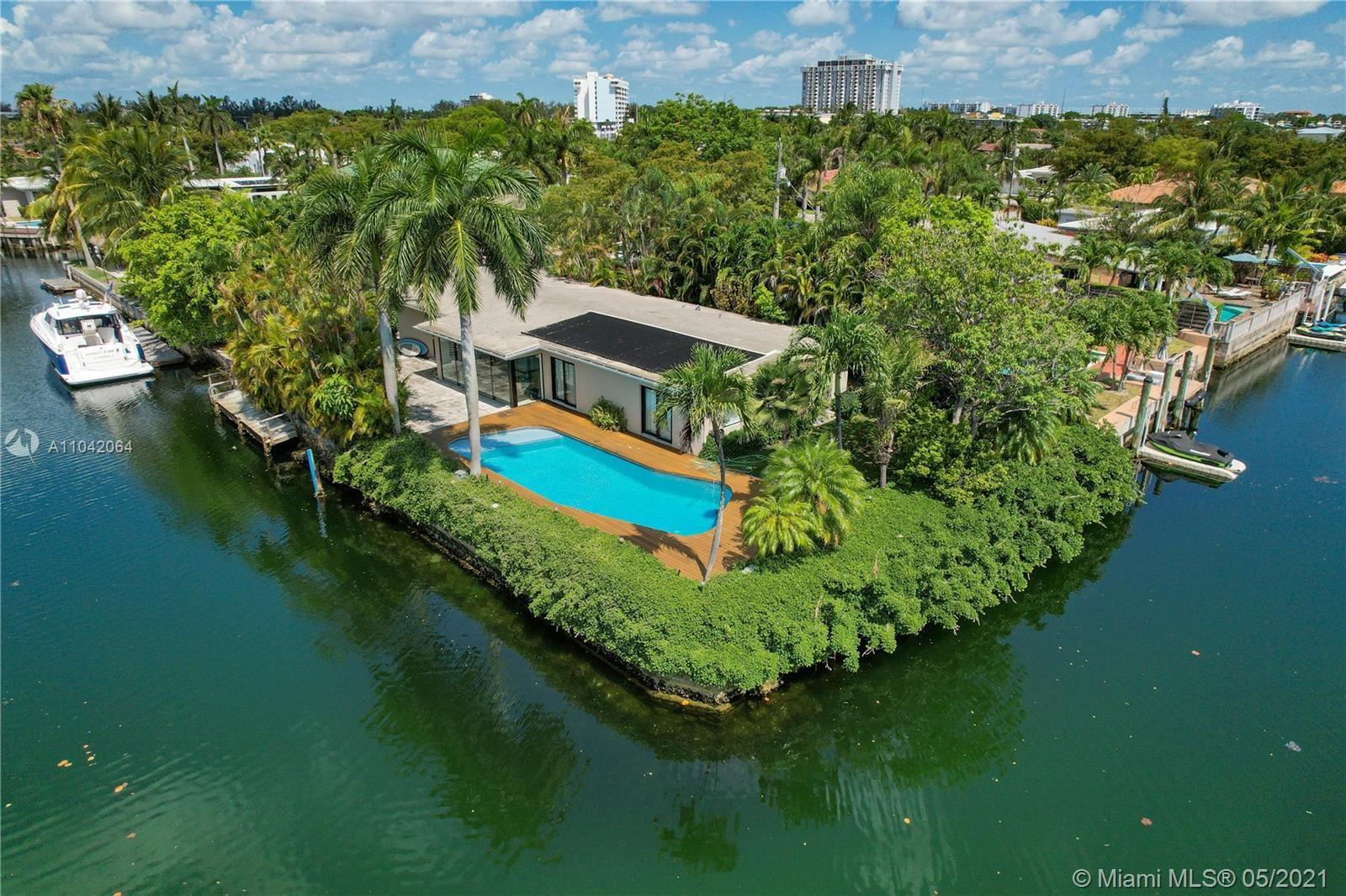 12901 Oleander Rd, North Miami, FL 33181 - #: A11042064