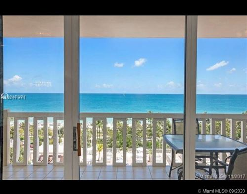 Photo of 9801 Collins Ave #8Y, Bal Harbour, FL 33154 (MLS # A10575065)