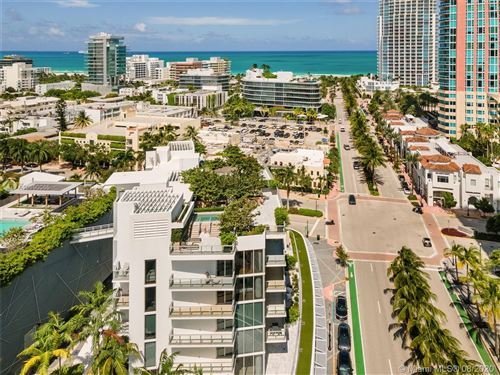 Foto de inmueble con direccion 801 S Pointe Dr #PH3 Miami Beach FL 33139 con MLS A10890065
