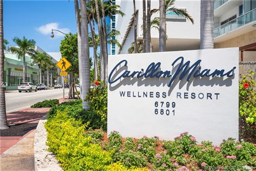 Photo of 6799 Collins Ave #103, Miami Beach, FL 33141 (MLS # A10957065)